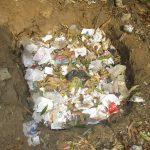 The Water Project: Lungi, Tardi, Khodeza Community School -  School Garbage Pit