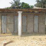 The Water Project: Lungi, Tardi, Khodeza Community School -  School Latrine