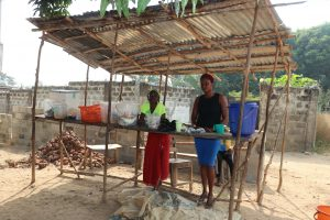 The Water Project:  School Makert Place