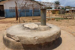 The Water Project:  School Well