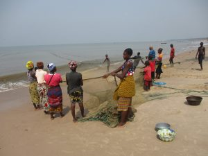 The Water Project:  Community Members Fishring