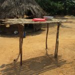 The Water Project: Lokomasama, Gbonkogbonko Village -  Dish Rack