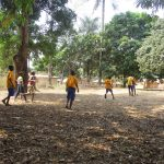 The Water Project: Lokomasama, Gbonkogbonko Village -  Kids Playing Football