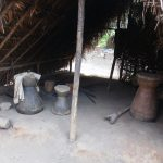 The Water Project: Lokomasama, Gbonkogbonko Village -  Kitchen