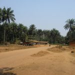 The Water Project: Lokomasama, Gbonkogbonko Village -  Landscape