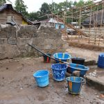 The Water Project: Kamasondo, Borope Village, Main Motor Rd. Junction -  Main Water Source