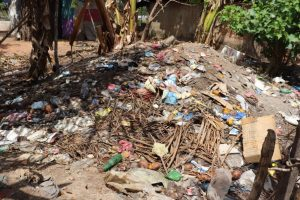 The Water Project:  Rubbish
