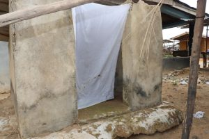 The Water Project:  Traditional House Built For Twin Baby