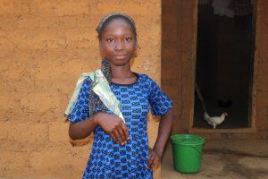 The Water Project:  Mabinty Bangura