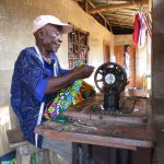 The Water Project: Lokomasama, Rotain Village -  Tailor