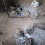 The Water Project: Lokomasama, Satamodia Village -  Inside Kitchen