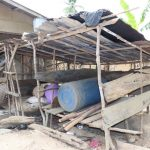 The Water Project: Kamasondo, Masinneh Village -  Animal Shelter