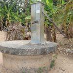 The Water Project: Kamasondo, Masinneh Village -  Main Water Source
