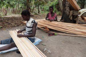 The Water Project:  Women Making Matt