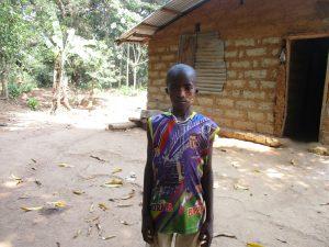 The Water Project:  Alhasan Kamara