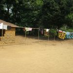 The Water Project: Lokomasama, Kennenday Village -  Clothes Line