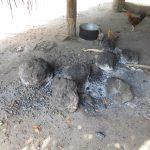 The Water Project: Lokomasama, Kennenday Village -  Inside Kitchen