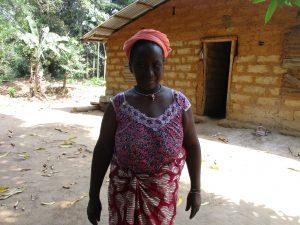 The Water Project:  Isata Kamara