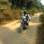 The Water Project: Lokomasama, Kennenday Village -  Motobike Transportation