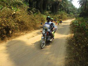 The Water Project:  Motobike Transportation