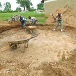 The Water Project: Bumbo Primary School -  Rain Tank Excavation