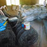 The Water Project: Saride Primary School -  Materials Storage