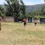 The Water Project: Friends School Ikoli Secondary -  Women Bring Water For Construction