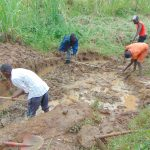 The Water Project: Musiachi Community, Mutuli Spring -  Site Measurements