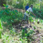 The Water Project: Mubinga Community, Mulutondo Spring -  Site Clearance