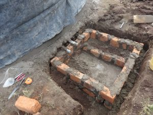The Water Project:  Access Point Construction