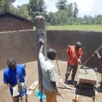 The Water Project: Chiliva Primary School -  Interior Plaster Work