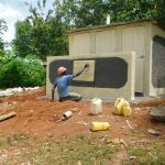 The Water Project: Khwihondwe SA Primary School -  Construction Of Vip Latrine
