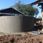 The Water Project: Chiliva Primary School -  Manhole Cover Fitted