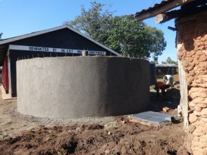 The Water Project:  Manhole Cover Fitted