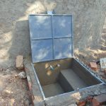 The Water Project: Saride Primary School -  Access Box Progress