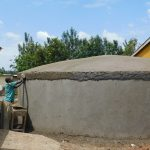 The Water Project: Sawawa Secondary School -  Dome Work