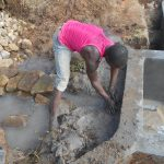 The Water Project: Kalenda A Community, Webo Simali Spring -  Clay Works