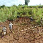The Water Project: Musiachi Community, Mutuli Spring -  Fencing