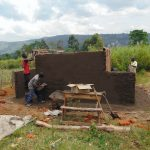 The Water Project: Friends School Ikoli Secondary -  Latrines Underway