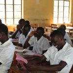 The Water Project: Friends School Ikoli Secondary -  Students In Training