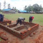 The Water Project: Chiliva Primary School -  Brick By Brick
