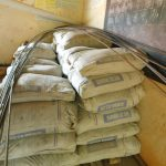 The Water Project: Hobunaka Primary School -  Stored Supplies