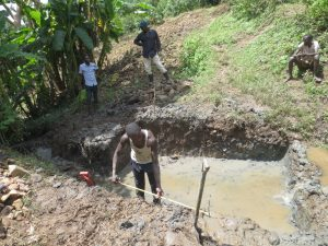 The Water Project:  Foundation Measurements