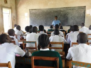 The Water Project:  Training Begins In The Classroom