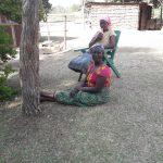 The Water Project: Mwichina Community, Matanyi Spring -  Mrs Matanyi