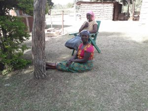The Water Project:  Mrs Matanyi