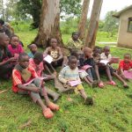 The Water Project: Rosterman Community, Lishenga Spring -  Training Participants