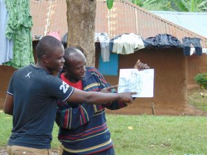 The Water Project:  Trainer Samuel And Participant Geoffrey Alulu
