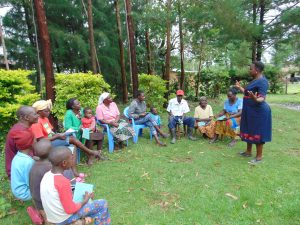 The Water Project:  Training With Karen Begins