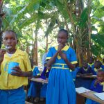 The Water Project: Saride Primary School -  Dental Hygiene Demonstrators